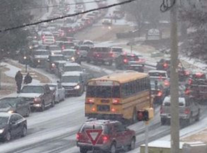 Image by Gervais Group #SnowedOutAtlanta http://www.flickr.com/photos/101003181@N03/