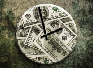 "image by Tax Credits, A clock with money on it - ""Time is Money"" http://www.flickr.com/photos/76657755@N04/7214596024/"